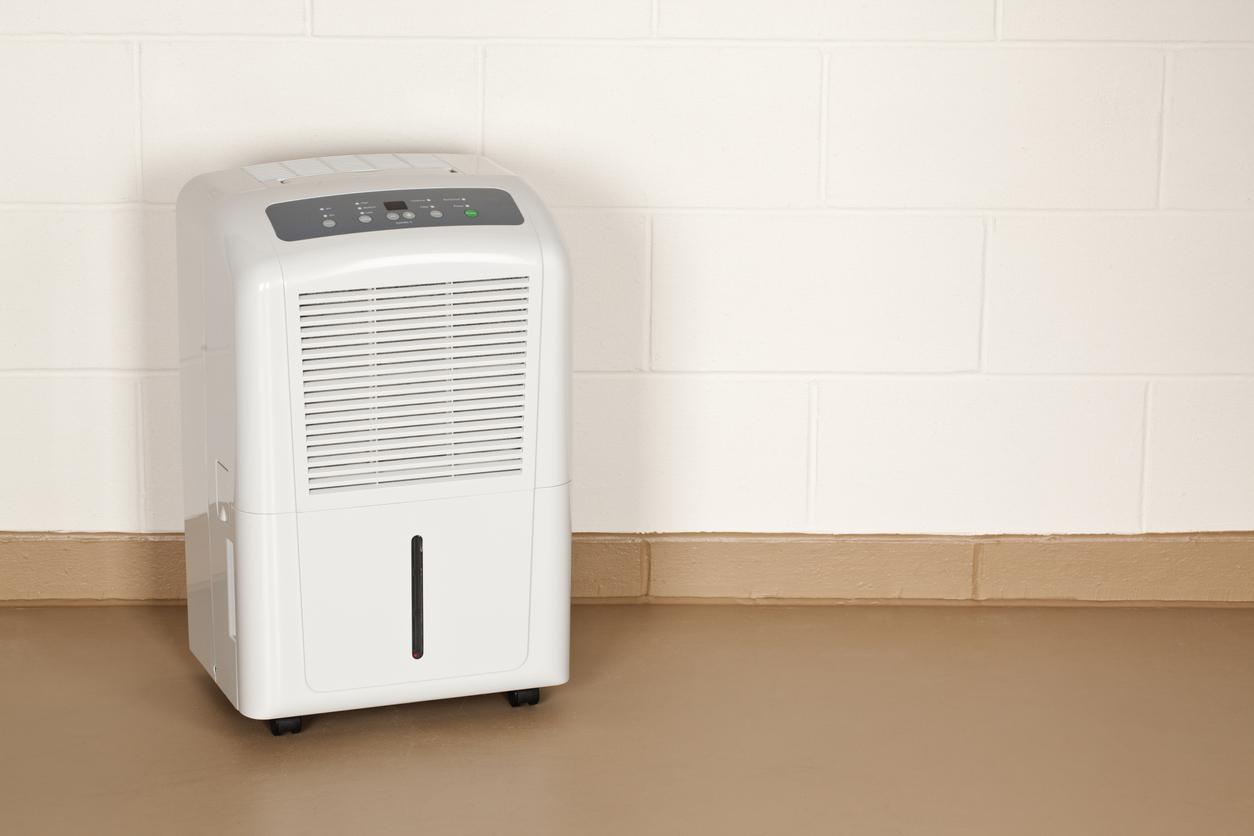 ventilatie unit in kelder