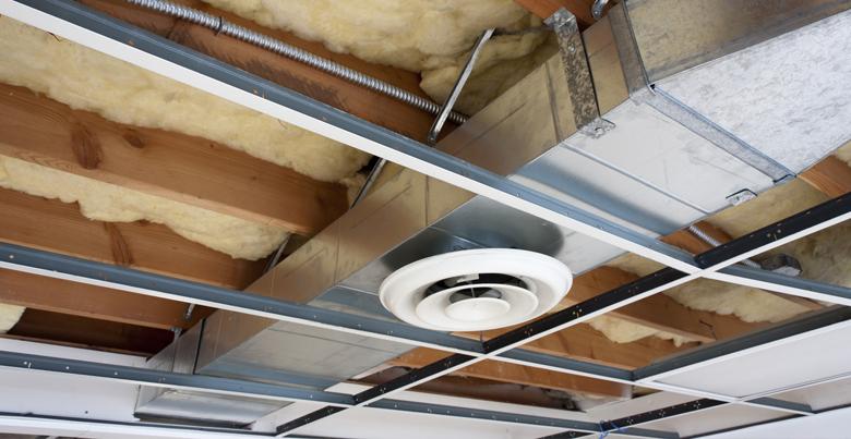 Hoe je kelder mechanisch ventileren?