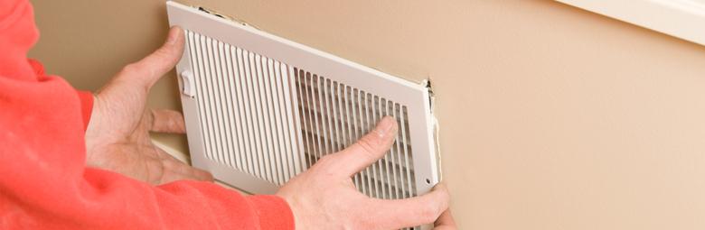 Kamer ventileren tegen condensatievocht